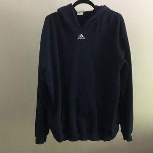 Adidas pullover hoodie sweatshirt